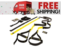 TRX PRO 4 Suspension Training System