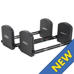 PowerBlock Pro EXP Stage 3 Set, 70-90 lbs