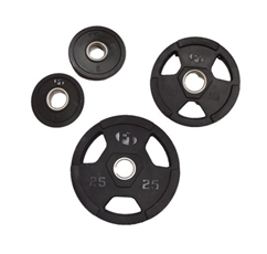 Rubber Olympic Trigrip Plates