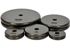 Cast 1 Inch Weight Plates